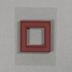 vierkant 1 inch