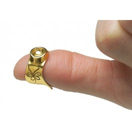 Ted's Thumb Thimble brass