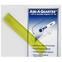 Add-A-Quarter 1/4 inch