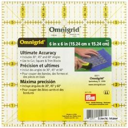 Liniaal Omnigrid 6 inch x 6 inch 611475