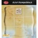 acrylblock medium