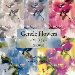 Gentle Flowers Misty 4523-373