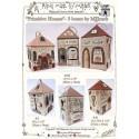 Primitive Houses 3 doosjes