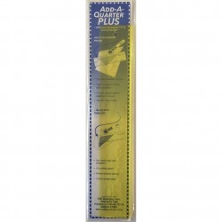 Add-A-Quarter Plus 1/4 inch lengte 12 inch
