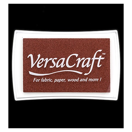 Versacraft stempelkussen Chocolate