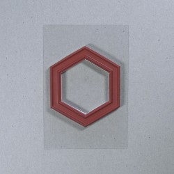 Hexagon 3/4 inch