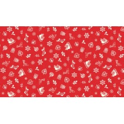 Scandy Scatter red 2126/R