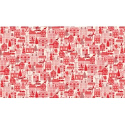 Scandy Houses red 2127/R