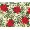 Large Poinsettia Cream 2090/Q