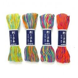 Sashiko garen gemeleerd kleur 171 100 meter