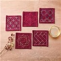 Sashiko Coaster collectie TC-3
