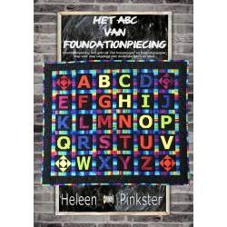 Het ABC van Foundationpiecing. Heleen Pinkster