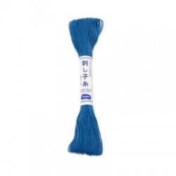 Sashiko garen d.blauw kleur 11 20 meter