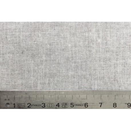 strijkkatoen wit 90 breed