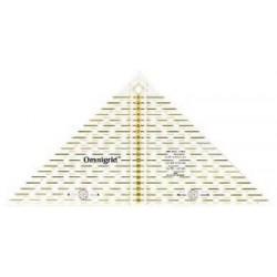 Omnigrid 45 graden driehoek 20cm 611313