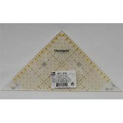 Omnigrid 45 graden driehoek 15 cm 611314