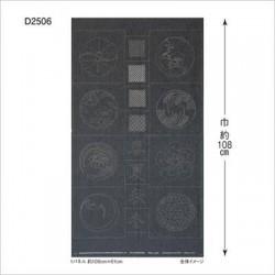 Tsumugi D 2506 grijsblauw