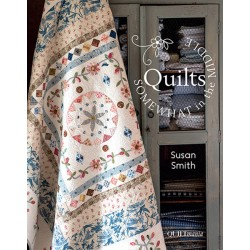 Quilts somewhat in the middle Susan Smith