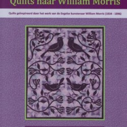 Quilts naar William Morris Maaike Bakker