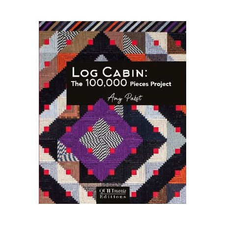 Log Cabin 100.000 pieces project