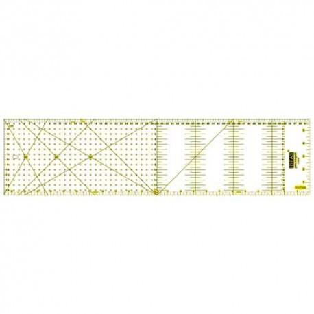 Liniaal Ideas 60-15 cm /24 bij 6 inch