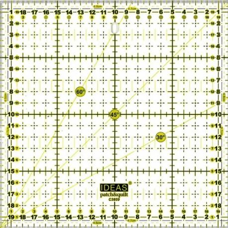 Liniaal  20 cm C 3859