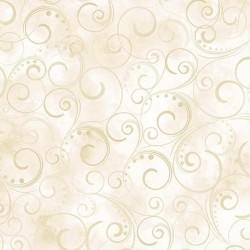 Benartex Swirling Spendor