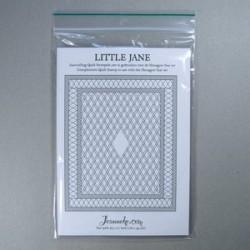 Little Jane; Aanvulset te gebruiken met de Hexagon Star Set